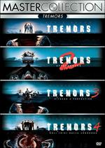 Tremors. Master Collection (4 DVD)