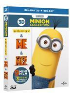 Minion Collection (3 Blu-ray +3 Blu-ray 3D)