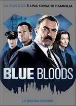 Blue Bloods. Stagione 2 (6 DVD)
