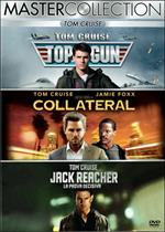 Tom Cruise. Master Collection (3 DVD)