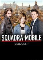 Squadra mobile. Stagione 1 (3 DVD)