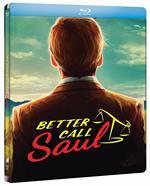 Better Call Saul. Stagione 1. Serie TV ita. Con Steelbook (3 Blu-ray)