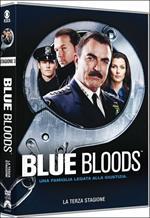 Blue Bloods. Stagione 3 (6 DVD)
