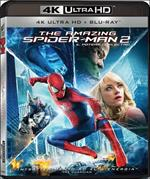 The Amazing Spider-Man 2. Il potere di Electro (Blu-ray + Blu-ray 4K Ultra HD)