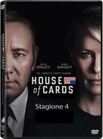 House of Cards. Stagione 4 (Serie TV ita) (4 DVD)