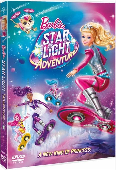 Barbie. Avventura stellare (2 DVD) di Andrew Tan,Michael Goguen - DVD