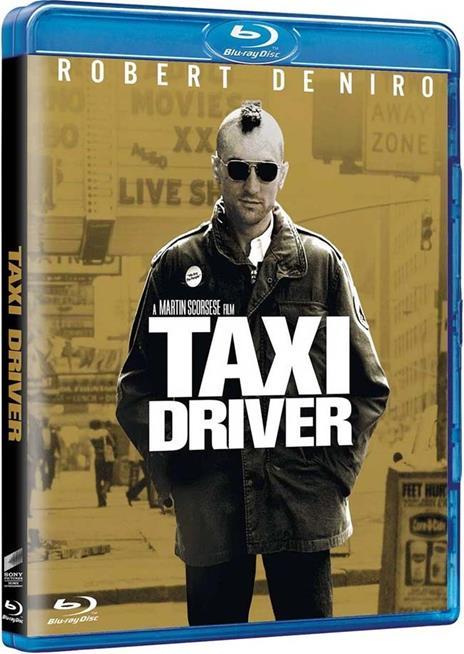 Taxi Driver<span>.</span> Edizione 40° anniversario di Martin Scorsese - Blu-ray