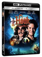 Hook. Capitano Uncino (Blu-ray + Blu-ray 4K Ultra HD)