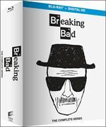 Breaking Bad. La serie completa (16 Blu-ray)