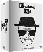 Breaking Bad. La serie completa (21 DVD)
