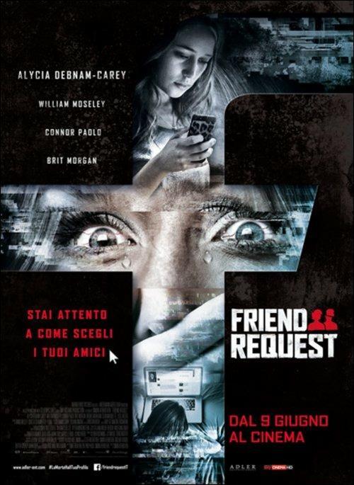 Friend Request. La morte ha il tuo profilo di Simon Verhoeven - Blu-ray