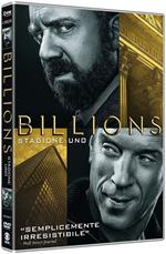 Billions. Stagione 1 (4 DVD)