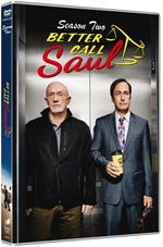 Better Call Saul. Stagione 2 (3 DVD)