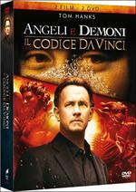 Angeli e demoni. Il codice da Vinci (2 DVD)