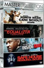 Denzel Washington. Master Collection (4 DVD)