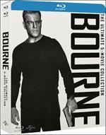 Jason Bourne. 5 Movie Collection (5 Blu-ray)