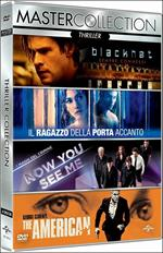 Thriller. Master Collection (4 DVD)