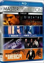Thriller. Master Collection (4 Blu-ray)