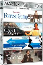 Tom Hanks. Master Collection (4 DVD)