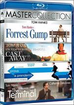 Tom Hanks. Master Collection (4 Blu-ray)