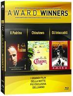Il Padrino. Chinatown. Gli intoccabili. Oscar Collection (3 Blu-ray)