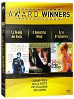 La teoria del tutto. A Beautiful Mind. Erin Brockovich. Oscar Collection (3 Blu-ray)