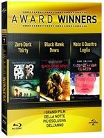 Zero Dark Thirty. Black Hawk Dawn. Nato il 4 luglio. Oscar Collection (3 Blu-ray)