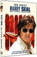 Barry Seal. Una storia americana (DVD)