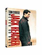 Jack Reacher. Punto di non ritorno. Edizione Limitata. Con Steelbook e Graphic Novel (Blu-ray)