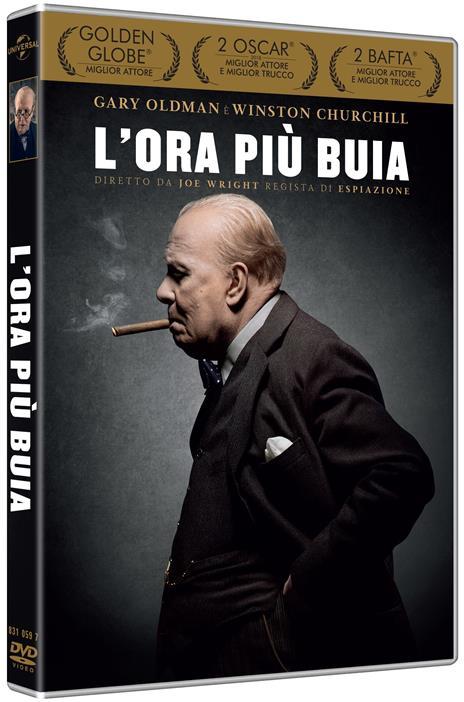 L' ora più buia (DVD) di Joe Wright - DVD