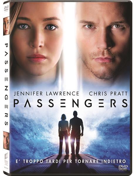 Passengers (DVD) di Morten Tyldum - DVD