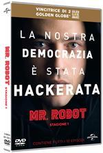 Mr. Robot. Serie TV ita. Stagione 1 (3 DVD)