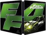 Fast & Furious. Solo parti originali. Con Steelbook (Blu-ray)