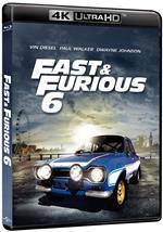Fast & Furious 6 (Blu-ray + Blu-ray 4K Ultra HD)