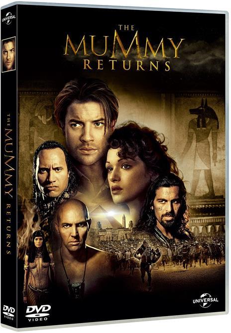 La Mummia. Il ritorno (DVD) di Stephen Sommers - DVD