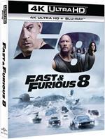 Fast & Furious 8 (Blu-ray + Blu-ray 4K Ultra HD)
