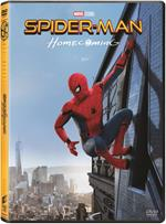 Spider-Man. Homecoming (DVD)