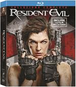 Resident Evil Ultimate Collection (6 Blu-ray)
