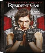Resident Evil Ultimate Collection (6 DVD)