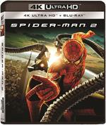 Spider-man 2 (Blu-ray + Blu-ray 4K Ultra HD)