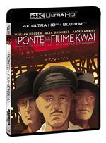 Il ponte sul fiume Kwai. Edizione 60° anniversario (Blu-ray + Blu-ray 4K Ultra HD)