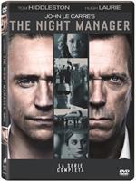 The Night Manager. Stagione 1. Sere TV ita (2 DVD)