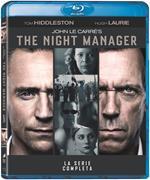 The Night Manager. Stagione 1. Sere TV ita (2 Blu-ray)
