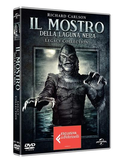 Il mostro della laguna nera (DVD) di Jack Arnold - DVD