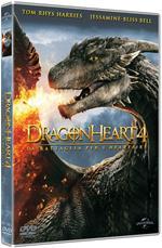 Dragonheart 4. L'eredità del drago (DVD)