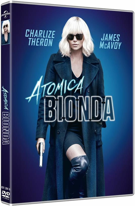 Atomica bionda (DVD) di David Leitch - DVD