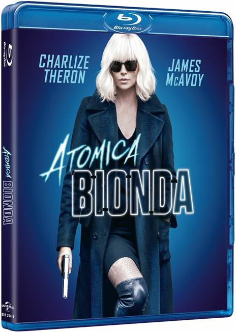 Atomica bionda (Blu-ray) di David Leitch - Blu-ray