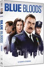 Blue Bloods. Stagione 5. Serie TV ita (6 DVD)