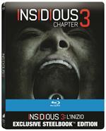 Insidious 3. L'inizio. Con Steelbook (Blu-ray)