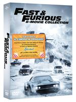 Fast and Furious. 8 Movies Collection (8 DVD)